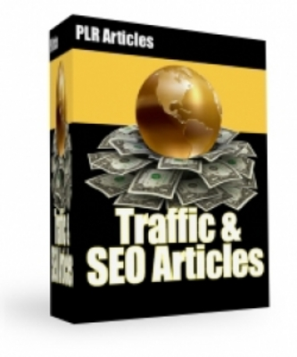 Product picture PLR (Private Label Rights) Traffic & SEO Articles