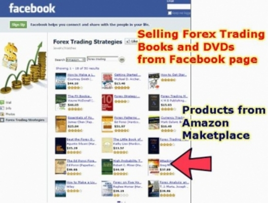 Product picture Facebook Store Builder with Amazon & Ebay Stores