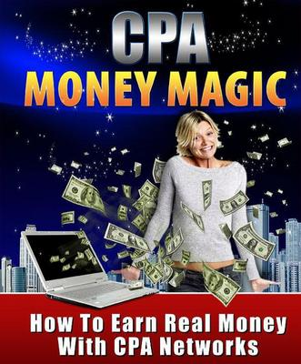 Product picture CPA Money Magic